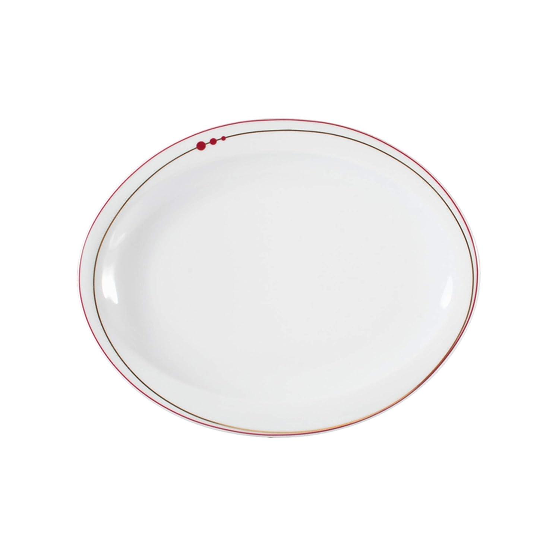 Seltmann Weiden Top Life – Plato ovalado (Plato de desayuno) 25 cm ...