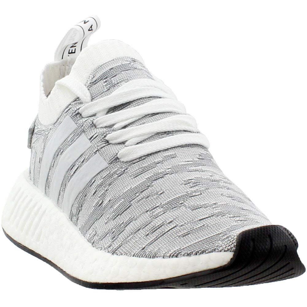fd6d060caf3d0 Galleon - Adidas Originals Men s NMD R2 PK Running Shoe White Black ...