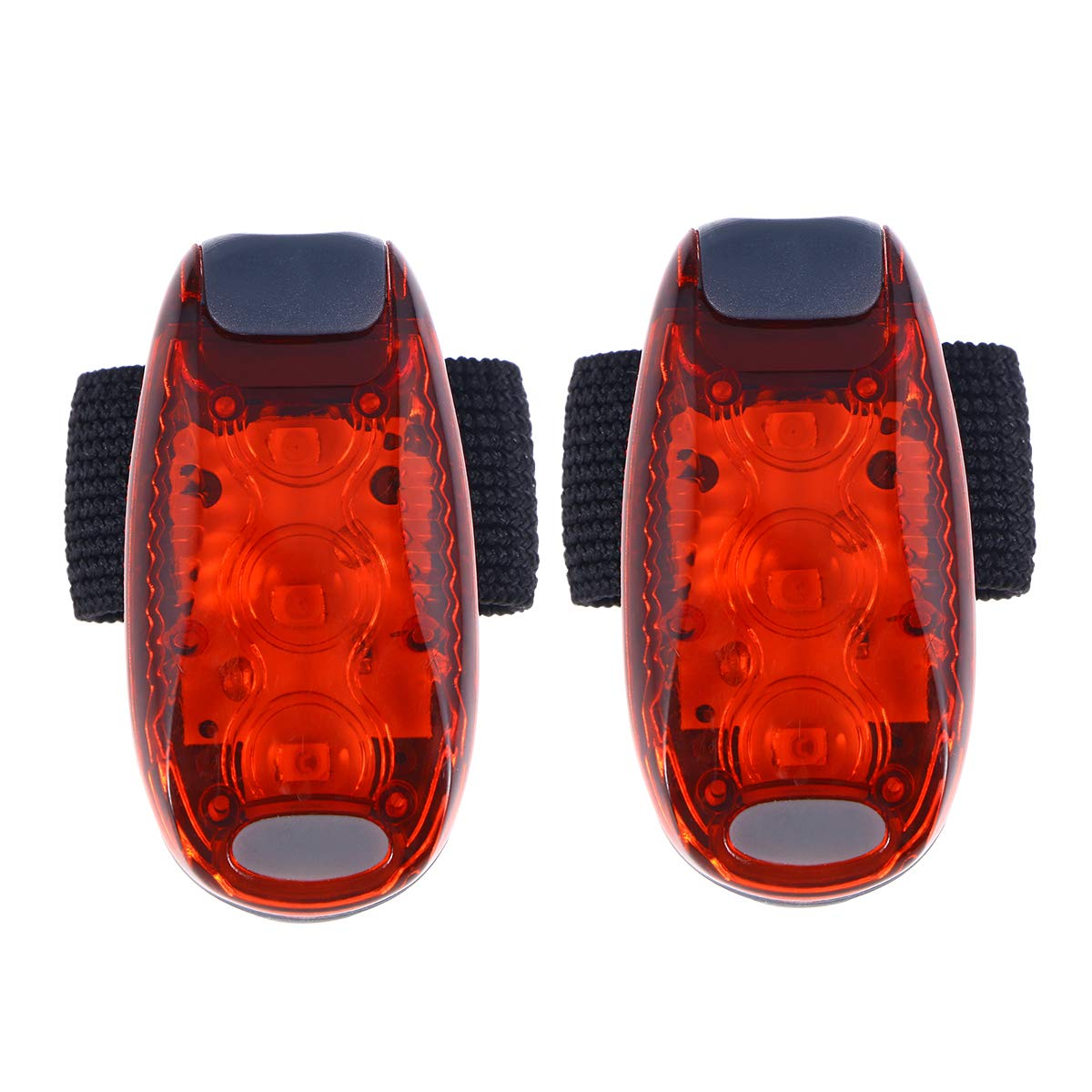 LIOOBO Luces estrobosc/ópicas de luz led de Seguridad para Correr Correr. Correr