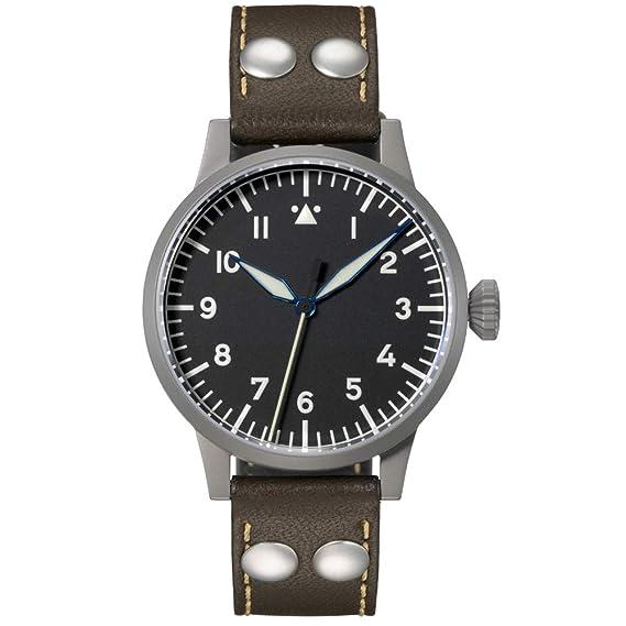 Planeador Reloj Original Mülheim en la Ruhr de Laco – Fabricado en Alemania – 39 mm
