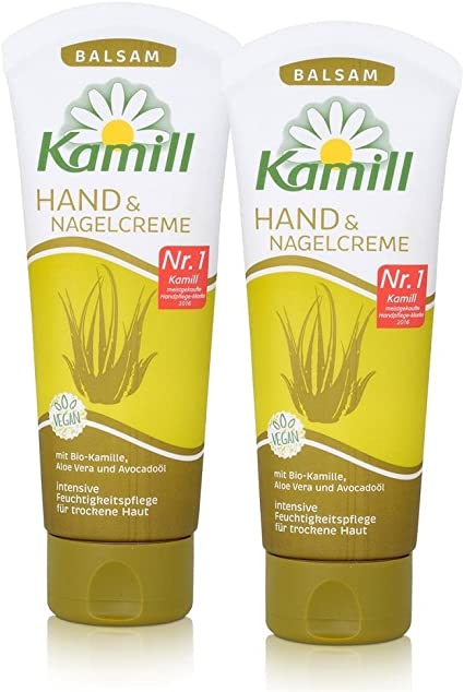Kamill Chamomile Classic Hand & Nail Cream, 100ml