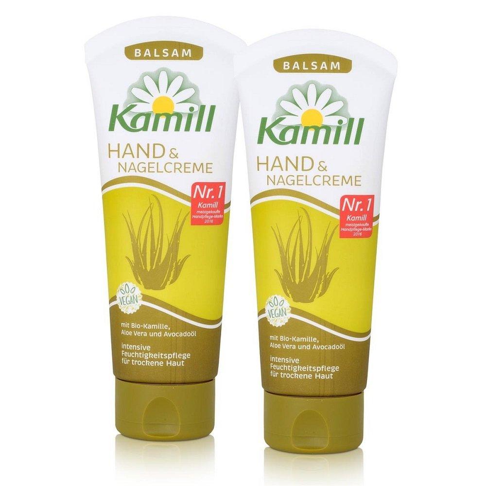 Kamill Hand & Nagel Creme Balsam 100 ml, 2er Pack (2 x 100 ml) product image