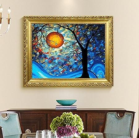 Faraway Van Gogh Bedroom in Arles Diamond Painting 5D DIY Handmade Crystal Rhinestone Painting Mosaic Kits for Wall Decor 16X20inch