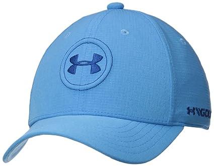 ef9cf3b8f9c Amazon.com   Under Armour Boys  Golf Official Tour Cap   Sports ...