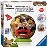 Puzzle - The Muppets - 72 Pcs 3D Puzzle - RB12163