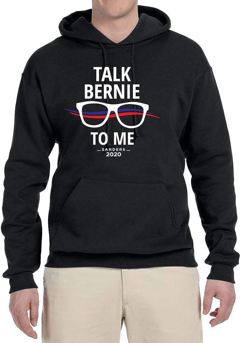Bernie 2020 Logo Political Election Unisex Sweatshirt Sanders Campaign Hoodie