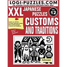 XXL Japanese Puzzles: Customs and Traditions