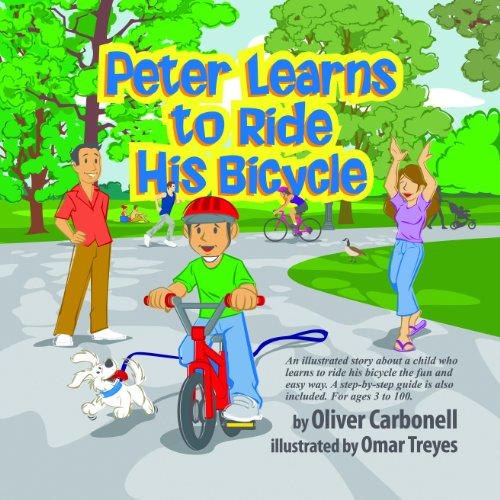 Peter Learns to Ride His Bicycle