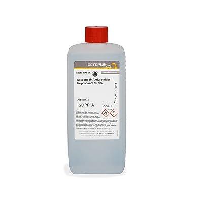 1L isopropanol 99,9%, le Allround Nettoyant Profondeur pour nettoyer, fettlösen, vernis à ongles ent Extrême-Orient, etc.