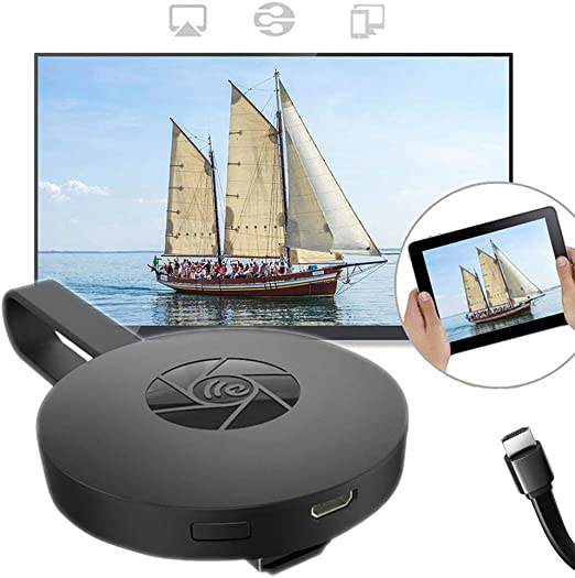 Dongle Inalámbrico Display Receptor, 1080p HDMI Miracast Airplay ...