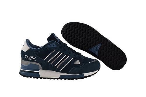 0b8e9e523a4e90 adidas Originals Herren Zx 750 Sneaker Schwarz  Amazon.de  Schuhe    Handtaschen