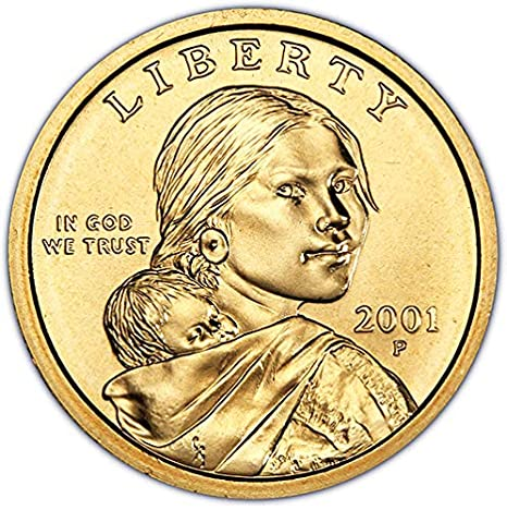 2016 P/&D Native American Sacagawea Dollars $1 Choice BU Mint US Coins
