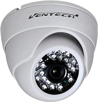 PAL System 1080P HD WiFi C/ámara,IP AHD Domo vigilancia C/ámaras de Seguridad para el hogar con led Visi/ón Nocturna