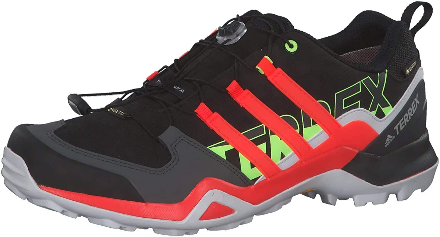 adidas Terrex Swift R2 GTX, Trail Running Shoe Hombre, 49 1/3 EU