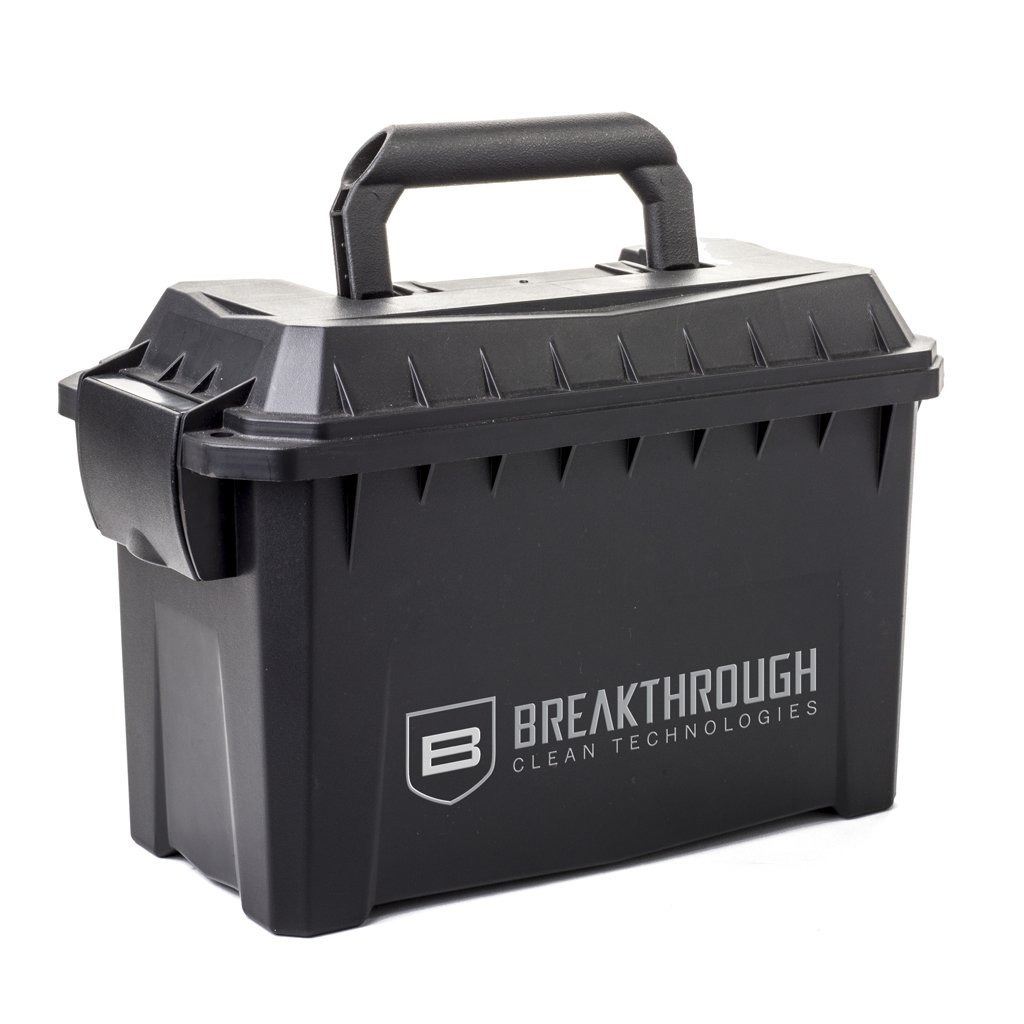 Breakthrough Clean Technologies Universal Ammo Can Cleaning Kit (22cal - 12ga) with HP Pro Oil by Break Through