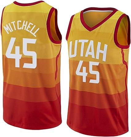Donovan Mitchell, Basketball Jersey