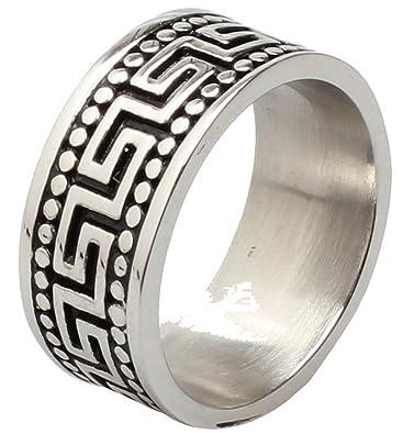 Amazon.com: lilileo Jewelry – de acero inoxidable banda de ...