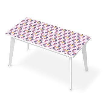 Creatisto Tischdeko Für Tisch 150x75 Cm | Dekorfolien Esstisch Sticker  Aufkleber Folie Selbstklebend Abwaschbar   Tisch