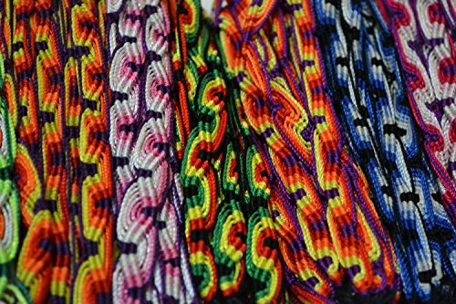 Friendship Bracelets Handmade Wholesale LOT 10 MIX From Peru