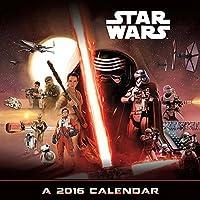 Star Wars Episode VII 2016 Deluxe Calendar