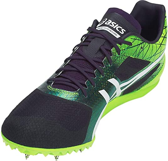 Amazon.com: ASICS Cosmoracer Md Track Shoe - Zapatillas para ...