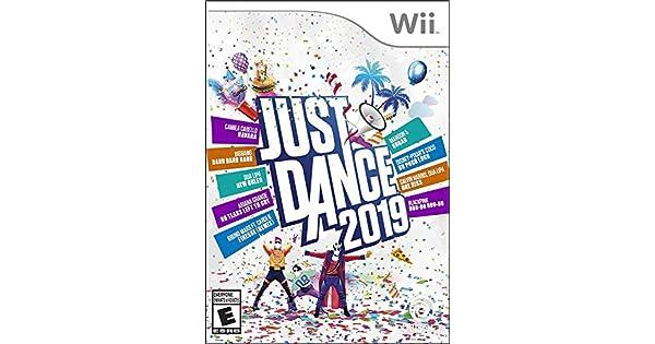 Amazon com: Just Dance 2019 - Wii Standard Edition: Nintendo