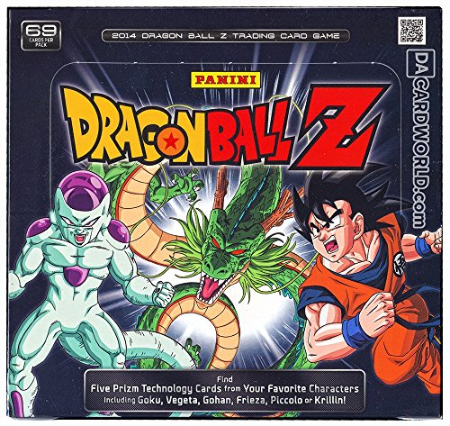 Dragon Ball Z Panini Trading Card Game STARTER BOX [10 Decks] Photo