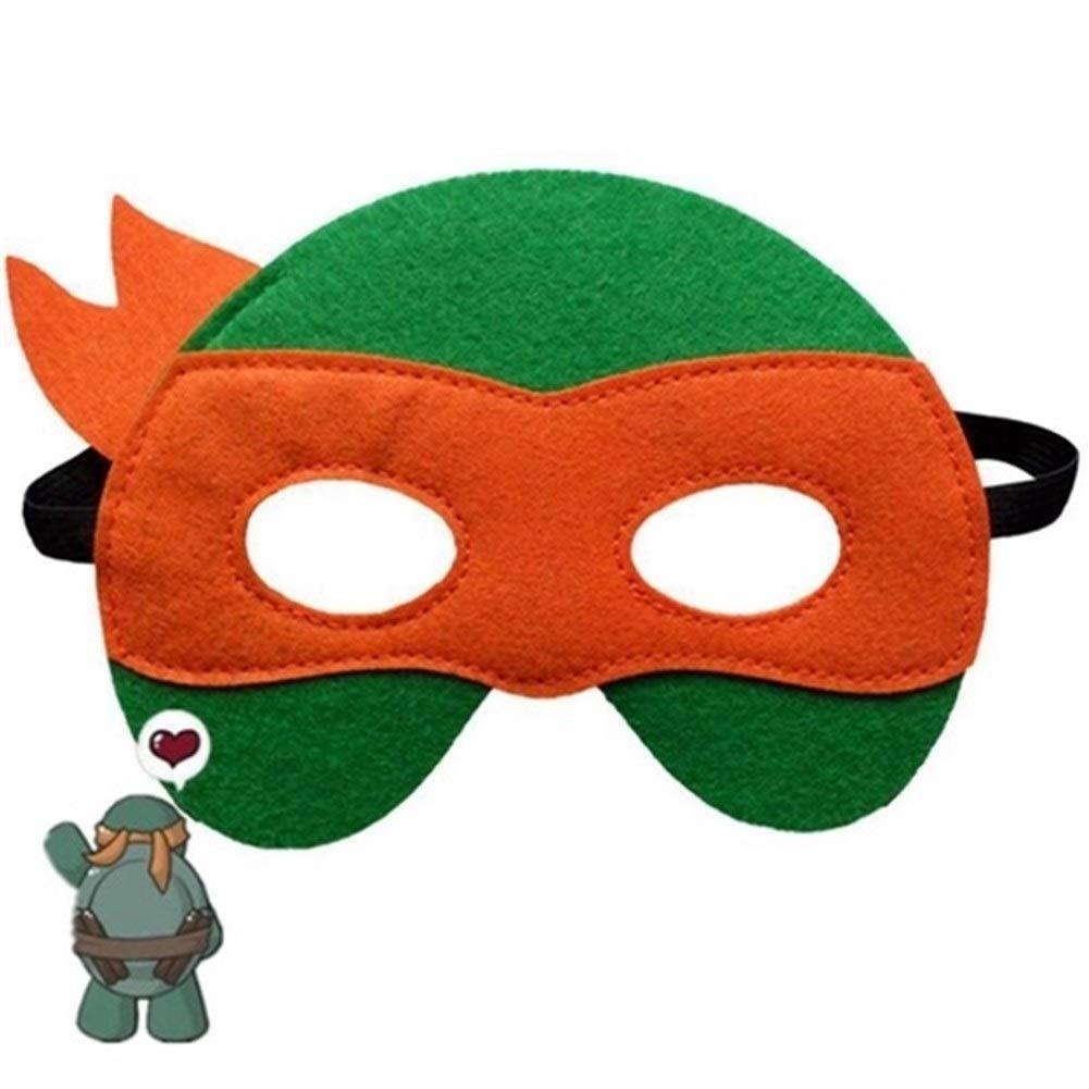 Máscara De Tortugas Ninja Capitán América Teenage Mutant ...