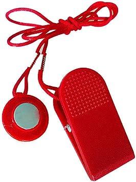 Interruptor Cinta de Correr Llave de Seguridad Universal Tapiz ...