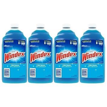 Amazon com: Windex Original Glass Cleaner Refill 67 6 Ounces (2