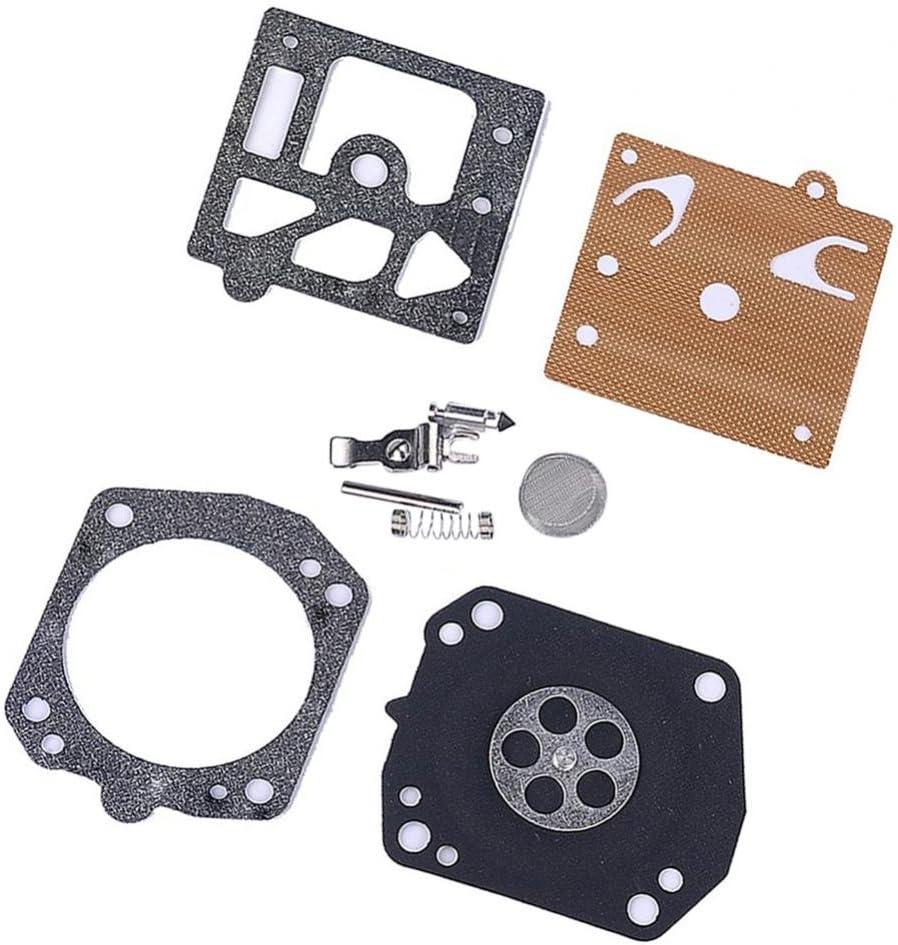 B Blesiya Carburetor Repair Kits for Jonsered 2065 2071 2165 2171 Chainsaw