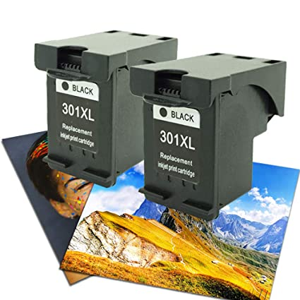 caidi remanufacturéd HP 301 X L 301 cartuchos de tinta compatible ...