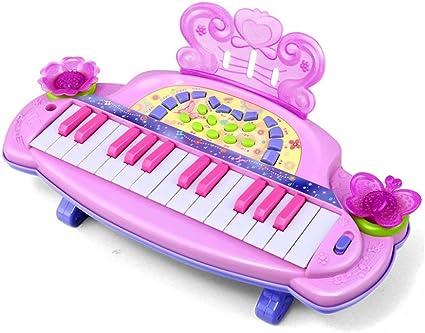 Xyanzi Juguetes para Bebés Piano De Juguete, Teclado para ...