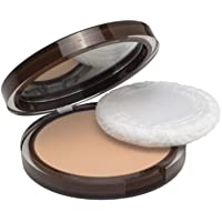 CoverGirl Clean Pressed Powder Compact, Creamy Natural [120], 0.39 oz (Pack of 3)