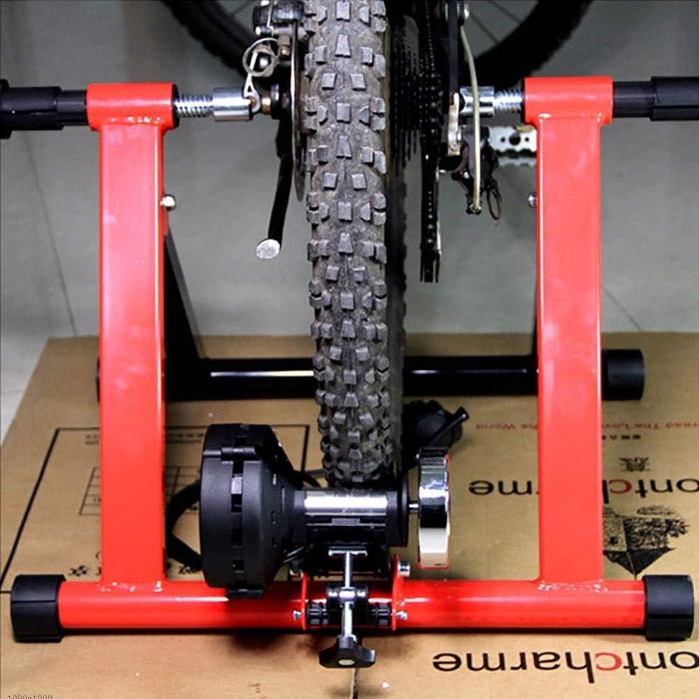 KYEEY Rodillo de Entrenamiento de Bicicleta de Carretera 26-28 Pulgadas de Bicicletas Plataforma de equitaci/ón Cubierta y la formaci/ón al Aire Libre Plataforma Red Soporte de Ciclismo port/átil