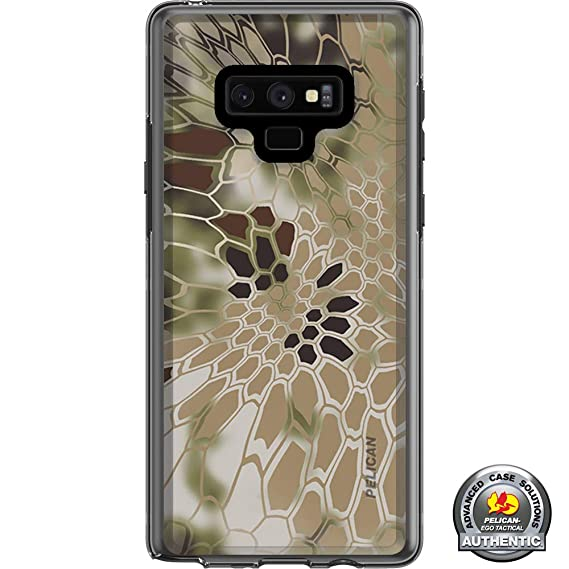 detailing 8c669 91845 Limited Edition Customized Prints by Ego Tactical Over a Pelican Adventurer  Case for Samsung Galaxy Note 9 - Kryptek Nomad Camouflage