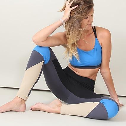 Prancing Leopard Yoga Pantalones Gala pagos en algodón Bio ...