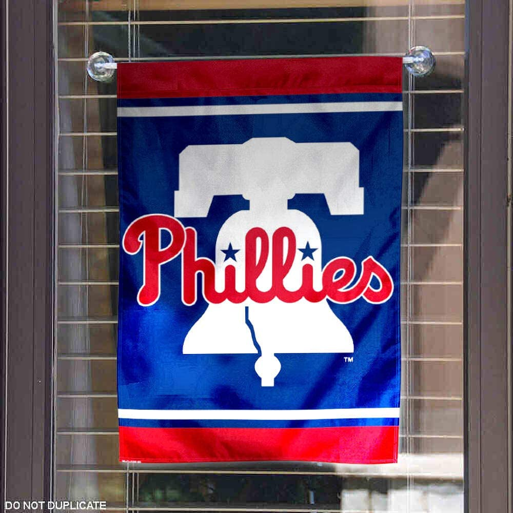 WinCraft Philadelphia 76ers Two Ply and Double Sided House Flag