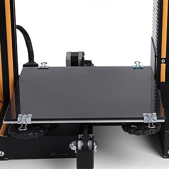 ELEGOO - Plataforma para impresora 3D Hotbed Platform, superficie ...