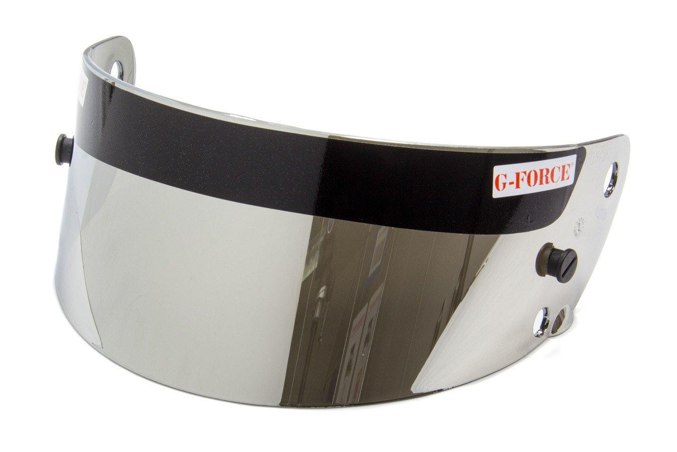 G-Force 8603 Pro Fit Mirror Smoke Helmet Shield
