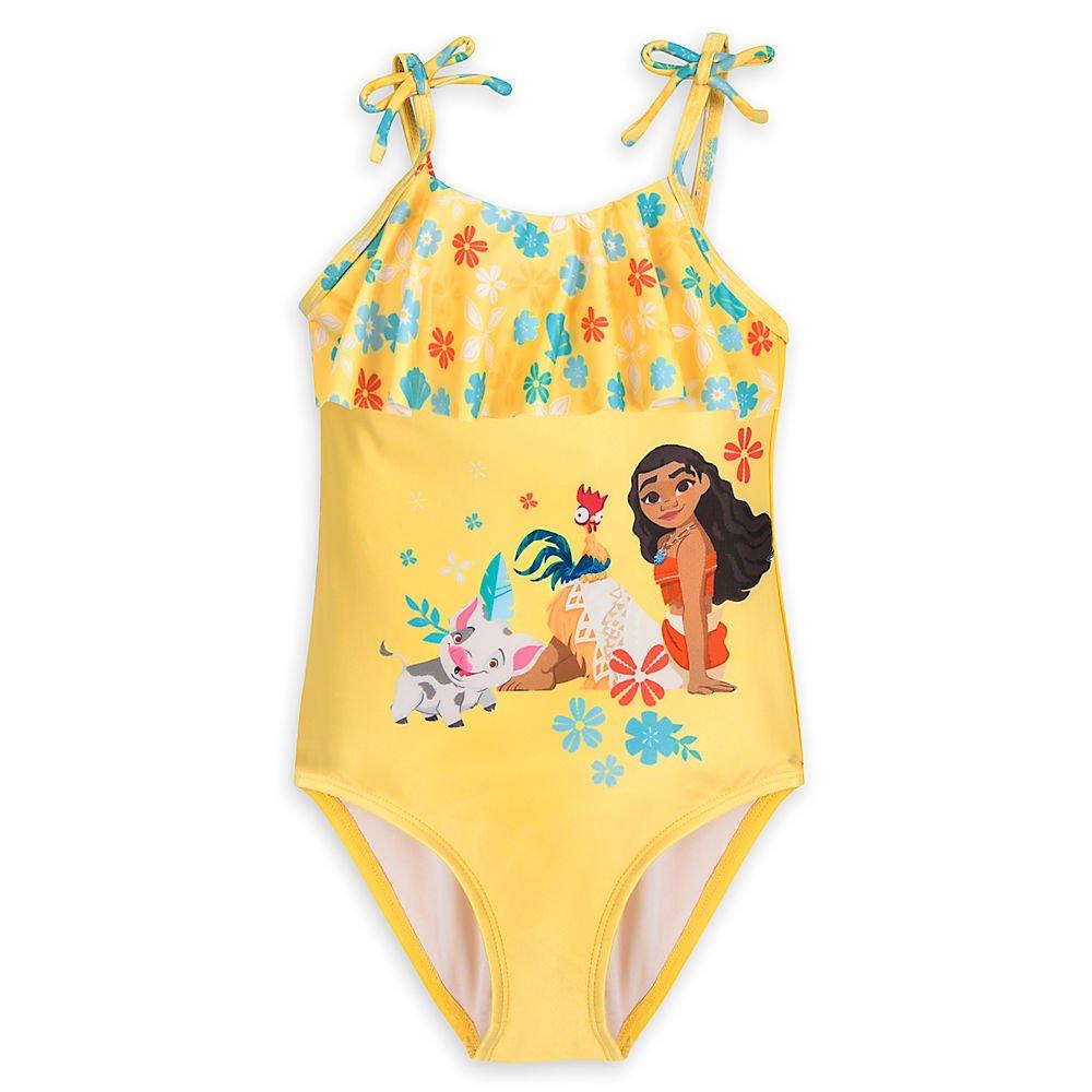 Disney Moana Swimsuit For Girls 5803046920874900