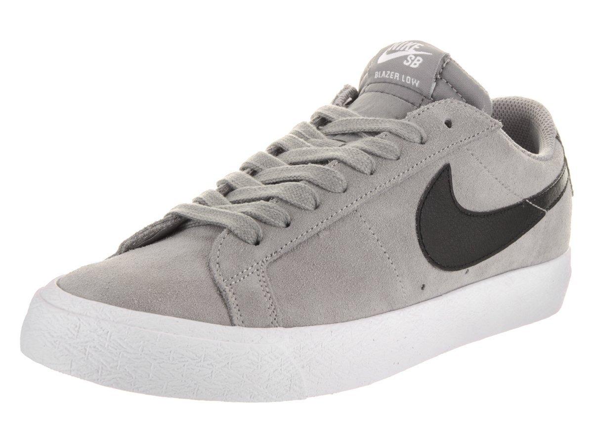Nike Mens SB Blazer Zoom Low Dust/Black/White Skate Shoe 6 Dust/Black/White