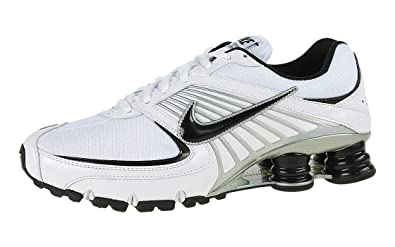 the best attitude 7cfee c346a Amazon.com | Nike Women's Shox Turbo + 8 Shoes 344948-101 ...
