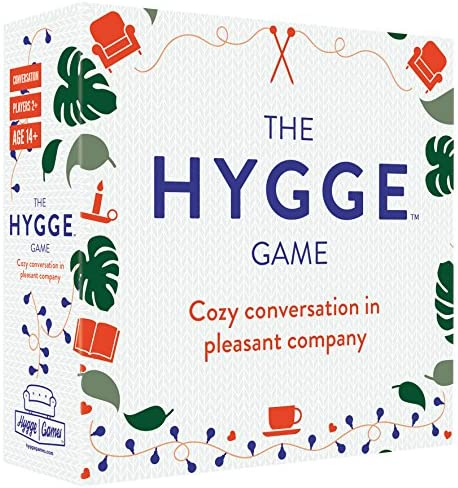 The Hygge Game 21071 Cosy Conversation in Pleasant Company Card Game