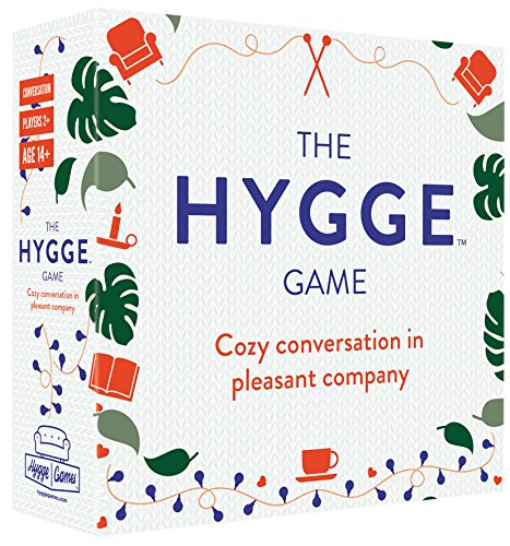 The Hygge Game - Cozy Conversation In Pleasant Company]()