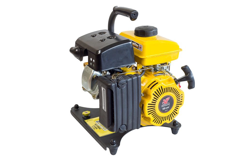 Waspper W2100HA 2100PSI 2.3 GPM Gas Powered Cold Water High Pressure Washer Power Washer Gasoline Easy Start Axial Aluminum Pump Portable Small Light Durable Frame by Waspper
