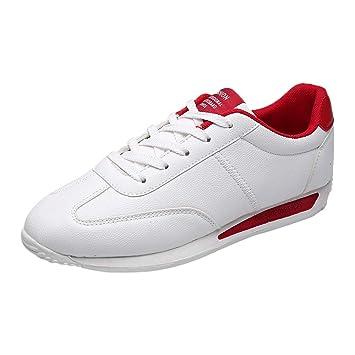 LuckyGirls Zapatos para Hombre Zapatillas de Correr Colores Mixtos Casual Calzado de Deporte Transpirables Moda Bambas de Running: Amazon.es: Deportes y ...