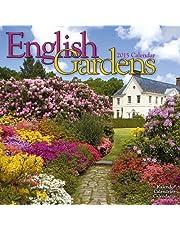 English Gardens Calendar - 2015 Wall calendars - Garden Calendars - Flower Calendar - Monthly Wall Calendar by Avonside by MegaCalendars (2014-07-01)
