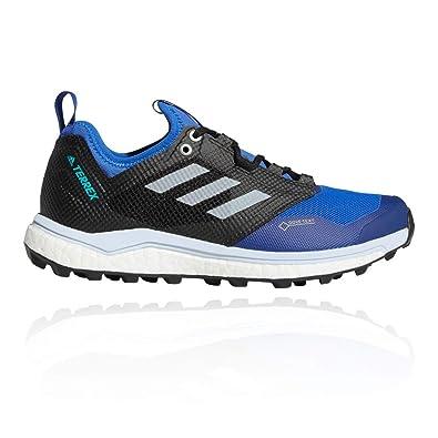 big sale 72061 97bd9 adidas Damen Terrex Agravic Xt GTX W Traillaufschuhe, Blau  (AzalreAgalreAeroaz