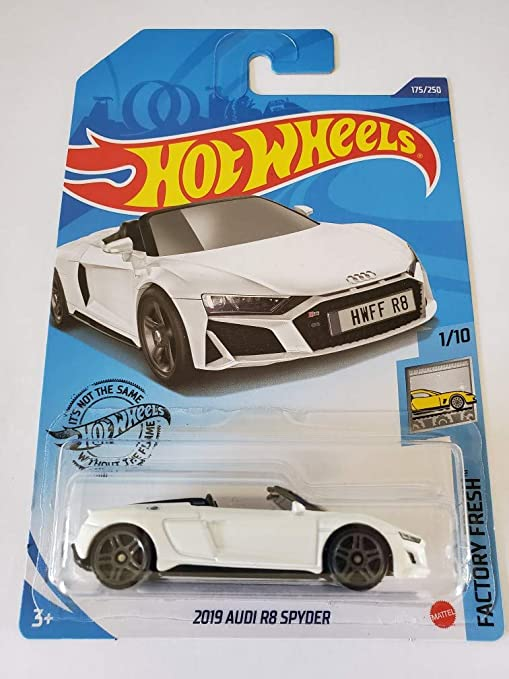 Hot Wheels 2020    2019 AUDI R8 SPYDER   175//250   NEU/&OVP